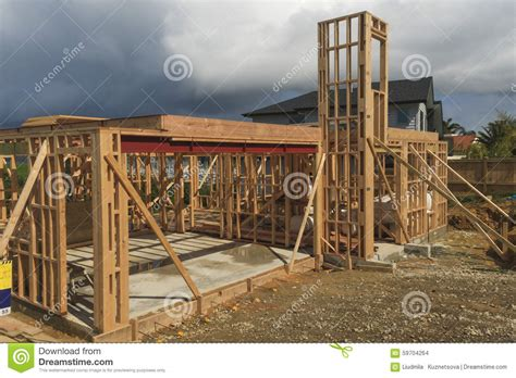 wooden house construction building homes   zealand