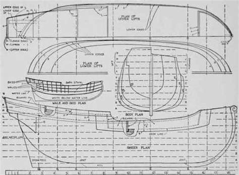 model boat hull plans   diy   blueprint uk  ca australia netherlands diy