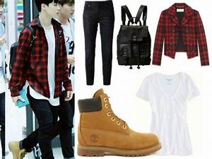 BTS | Jimin | Airport Fashion - Girls Version | Kpop inspired outfits | Pinterest | Bts boys ...