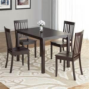 kmart dining room sets 5pc dining set kmart com