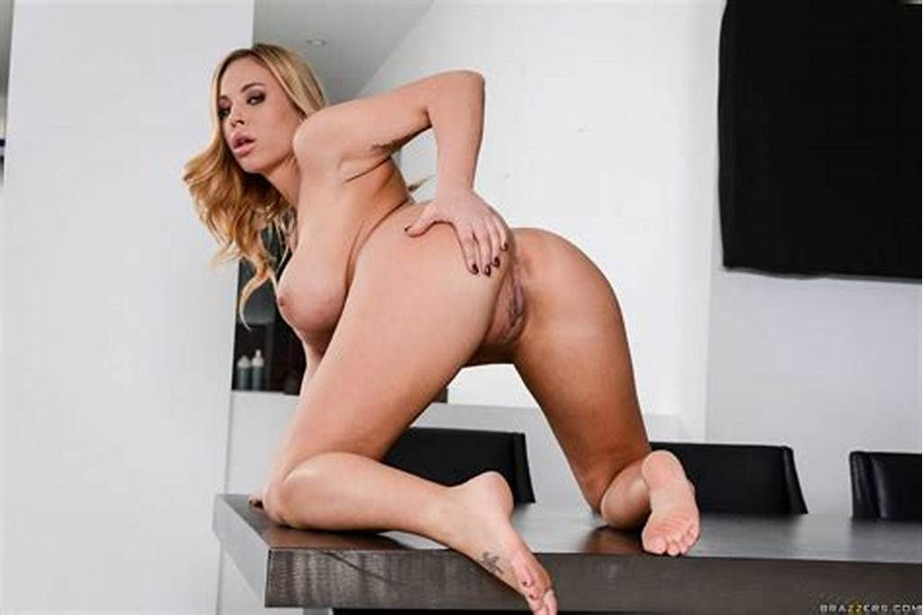 #Olivia #Austin #Strips #And #Exposes #Her #Sexy #Naked #Body