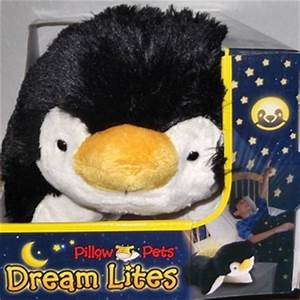 Free: PILLOW PETS DREAM LITES PLAYFUL PENGUIN STARRY NIGHT ...