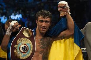 Vasyl Lomachenko Boxing