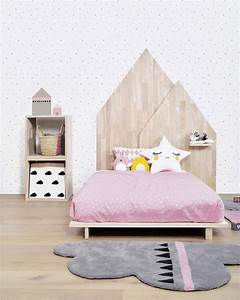 a kid39s bed that makes a statement by kids interiors With lit maison pour fille
