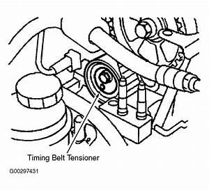 2004 Hyundai Elantra Serpentine Belt Routing And Timing