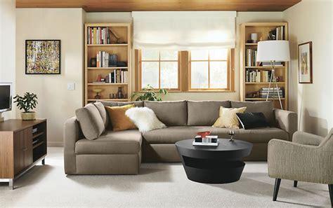 room and board sleeper sofa 20 modular sofa designs with modern flair