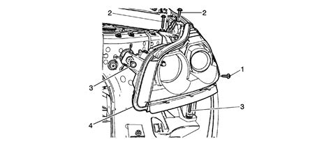 how to change a headlight bulb on 2006 acadia autos post