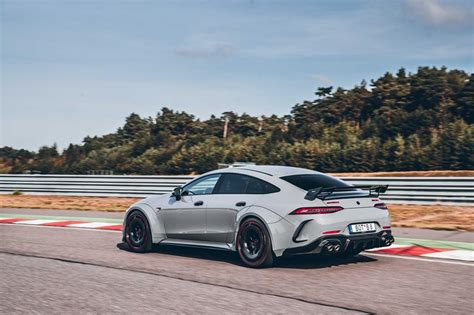 """The gifted auto specialists over at brabus are no strangers to the fascinating aftermarket realm. Brabus ROCKET 900 Mercedes-AMG GT 63 S """"One of Ten"""" 