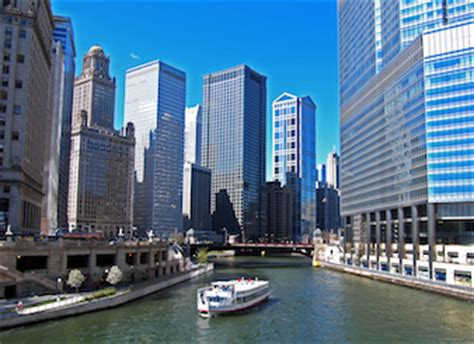 Chicago Night Boat Tours by Road Trip Discover Lake Michigan 8 Nights Drive The