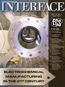 Interface Vol. 23, No. 3, Fall 2014 by The Electrochemical ...