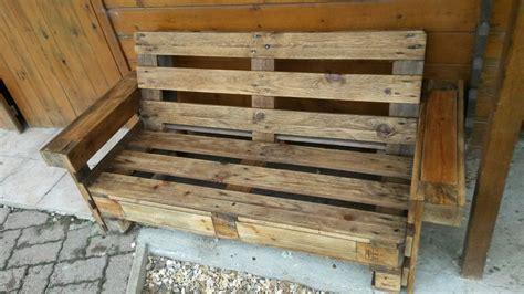 faire un bureau en bois faire un banc en palette avec comment fabriquer un banc de