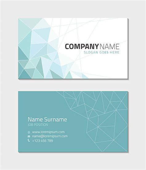 business card illustrations royalty  vector