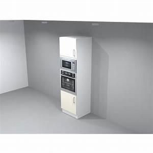 Colonne pour four micro onde encastrable for Colonne de cuisine pour four et micro onde