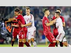 Why UEFA Shouldn't Keep Albania and Serbia Apart Eight