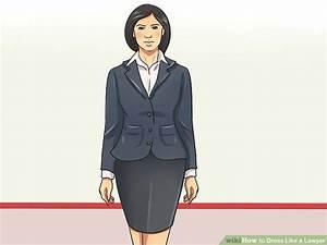 3 Ways to Dress Like a Lawyer - wikiHow