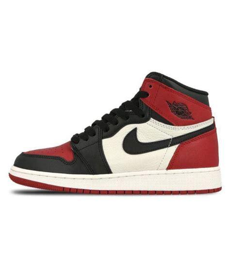 Nike Air Jordan Retro Red Running Shoes Buy Nike Air