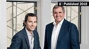 On Hunt for Content, AT&T Closes Deal for Chernin's Otter ...
