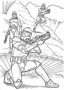Star Wars Ausmalbilder 123 Ausmalbilder