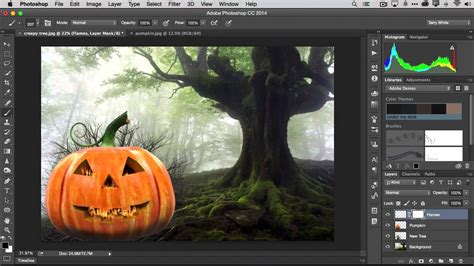 Using The 3 New Filters In Adobe Photoshop Cc 2014