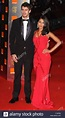 Toby Kebbell and girlfriend Ruzwana Bashir The Orange ...