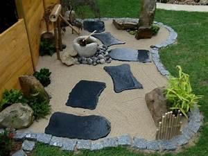 Comment Faire Un Jardin Zen Pas Cher : d co jardin ext rieur 20 exemples pour les mains vertes ~ Carolinahurricanesstore.com Idées de Décoration