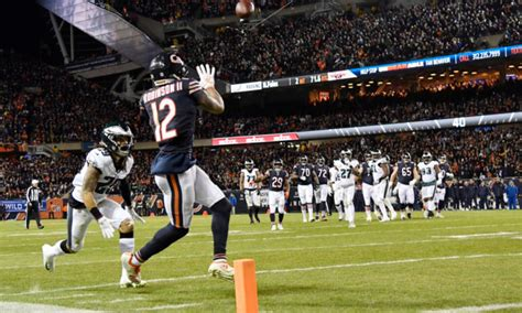 Bears WR Allen Robinson has been ridiculously good beyond ...