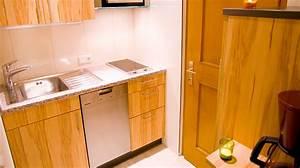 Küchen Für Dachgeschosswohnungen : 2 personen superior wohnung hotel cafe olympia ~ Michelbontemps.com Haus und Dekorationen