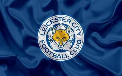 Leicester Football Premier League Club Fc Flag