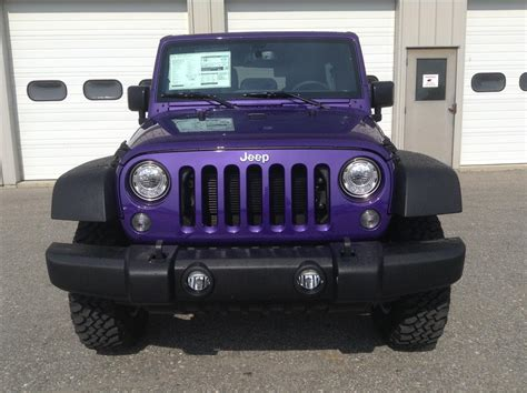 purple jeep no doors purple jeep wrangler for sale used cars on buysellsearch
