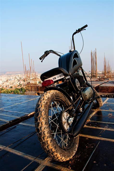 Modified Bike For Sale In Jaipur by Rvs Design S Yezdi Bobber