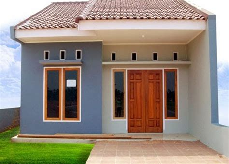 desain rumah minimalis type   keluarga kecil