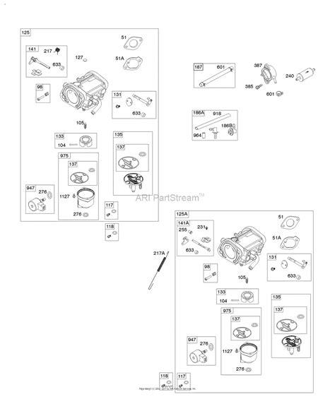 Parts Line Diagram