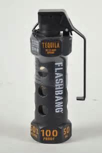 Grenade Flashbang Tequila