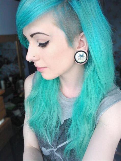 Light Blue Hair Dye Tumblr