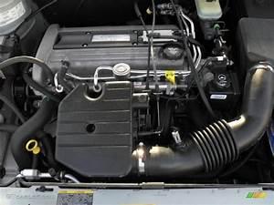 2004 Oldsmobile Alero Gl1 Sedan 2 2 Liter Dohc 16
