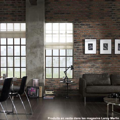 chambre style usine déco style usine loft