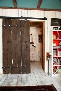 Porte Coulissante Dans Le Mur : d couvrir la porte galandage en beaucoup de photos ~ Dailycaller-alerts.com Idées de Décoration