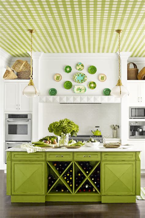 decorating  green  ideas  green rooms  home