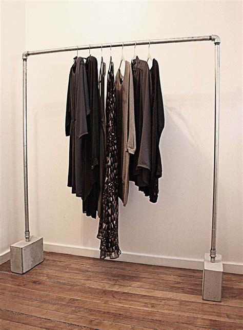 industrial clothing rack industrial garment rack on behance