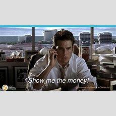 Show Me The Money! @brennermichael