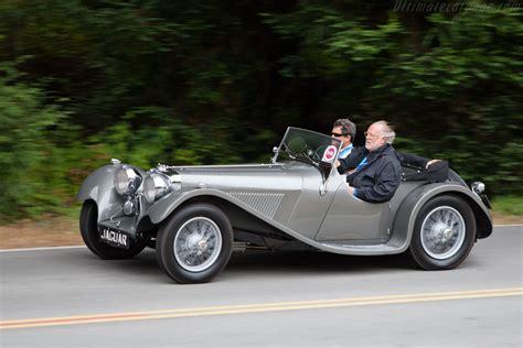 Jaguar SS100 Roadster - 2010 Pebble Beach Concours d'Elegance