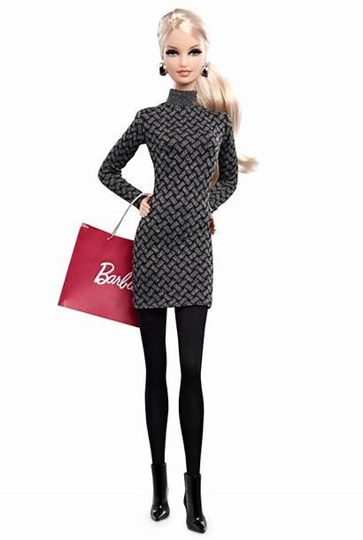 Barbie Doll Shopper Dolls Blonde Collector Wearing