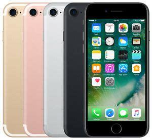 iphone 7 gebraucht verkaufen apple iphone 7 32gb 128gb 256gb alle farben