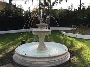 Fontaine D Exterieur En Pierre : fontaine exterieur de jardin en pierre alsace a au ~ Premium-room.com Idées de Décoration