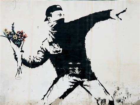 The Top Famous Street Artists, From Cornbread To Banksy