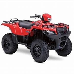 Suzuki Kingquad Lt-a750   Repair Manual