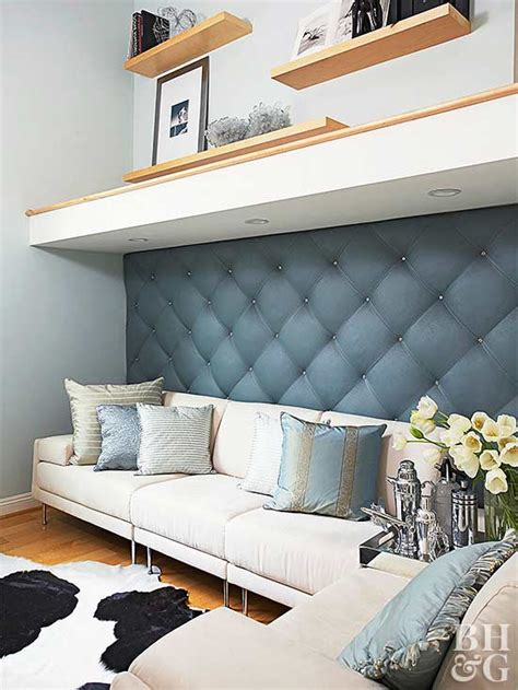 Wall Upholstery by Do It Yourself Upholstered Wall