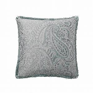 Landon, Aqua, By, Waterford, Luxury, Bedding