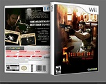 Resident Evil 5: Wii Edition Wii Box Art Cover by kanuch