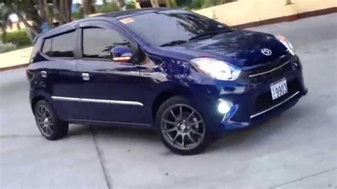 Toyota Modification toyota wigo modification